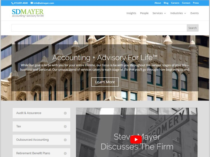 S43-SD Mayer WEB SITE 2019 Best firms to Work For