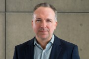 Wellington Holbrook, chief transformation officer at ATB Financial.
