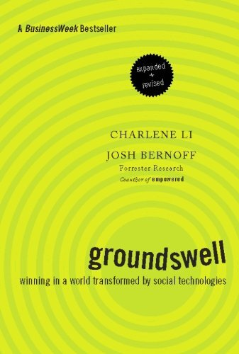 Book cover - Groundswell