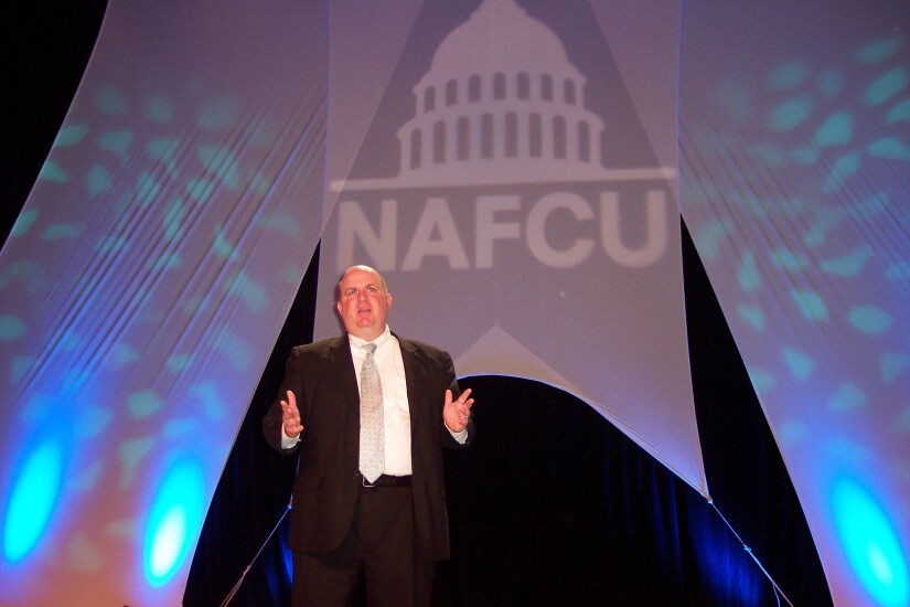Anthony Demangone  at NAFCU 50th annual meeting - CUJ 062017.JPG