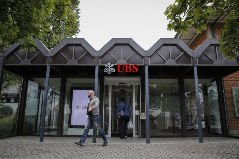 UBS branch July 2020 earnings