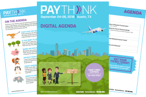 PayThink 2018 - Digital Agenda - About Page