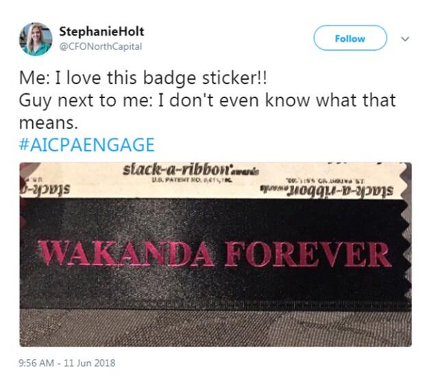 Engage 2018 - Wakanda