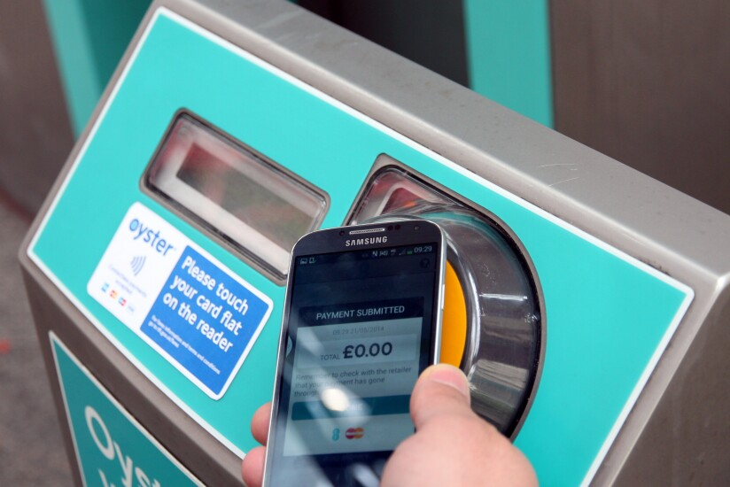 Mobile fare payment