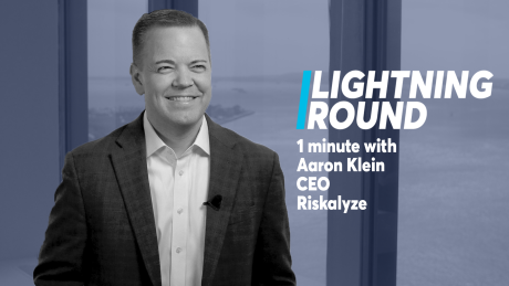 The greatest threat to advisors: Lightning Round with Riskalyze CEO Aaron Klein