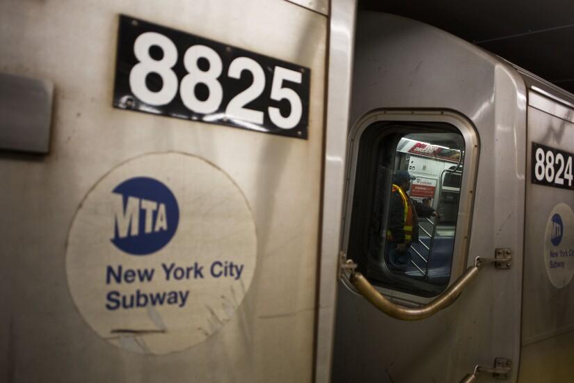 New York MTA subway