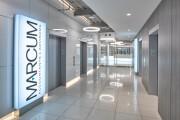 Marcum LLP's elevator lobby