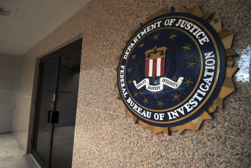 FBI office in Miami Bloomberg News
