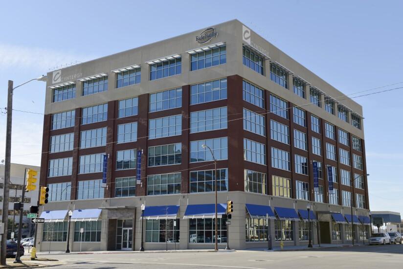 Eide Bailly building in Tulsa, Oklahoma