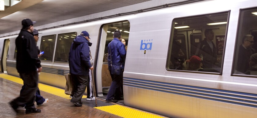 Bay Area Rapid Transit projects a $600 million gap through the next fiscal year.