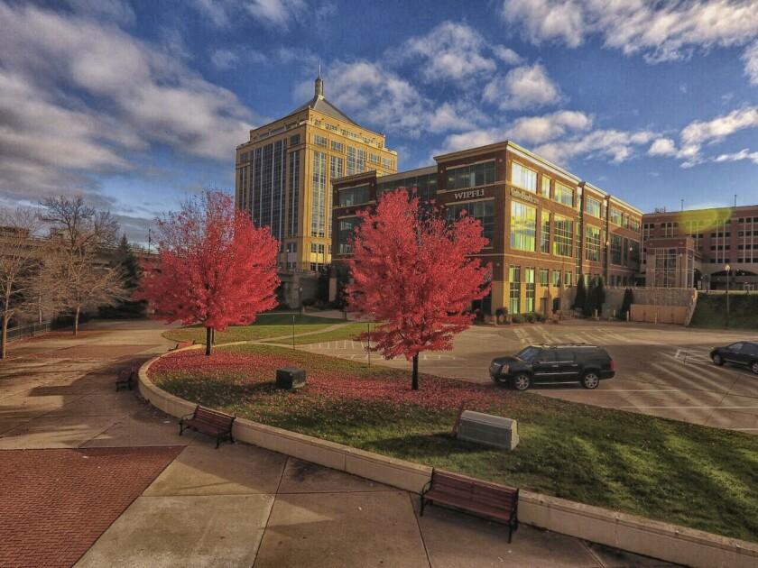 Wipfli's offices in Wausau, Wisconsin