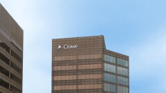 Crowe's offices in Oak Brook, Illinois
