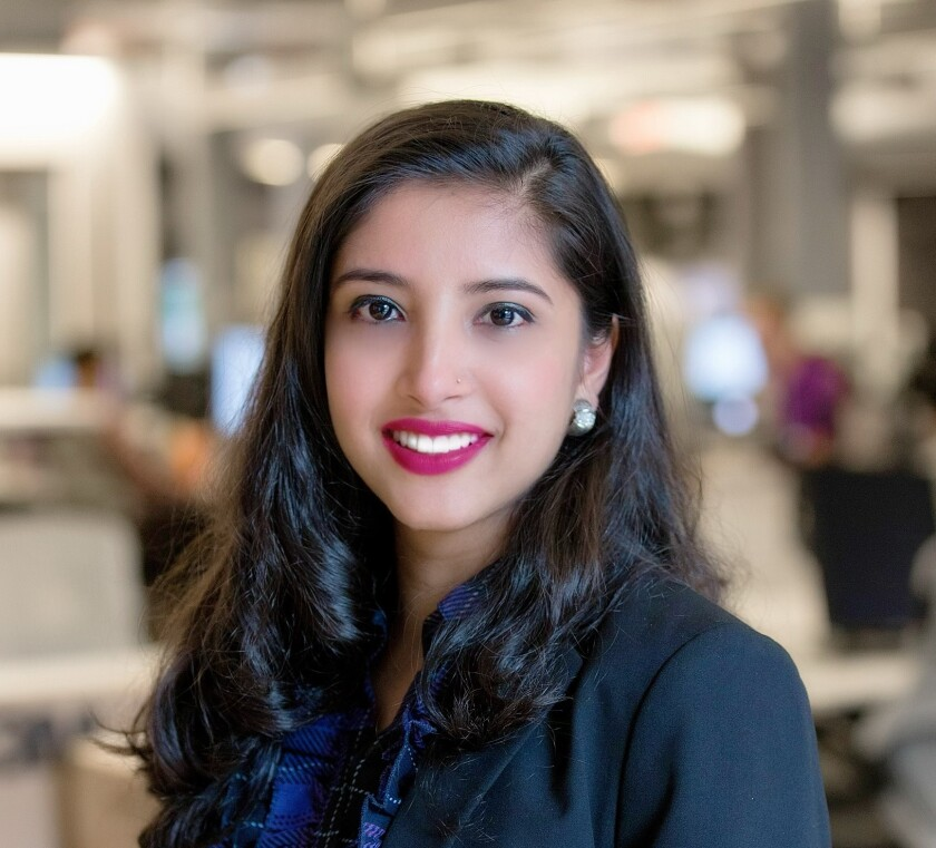 Nami Baral, founder and CEO, Harvest