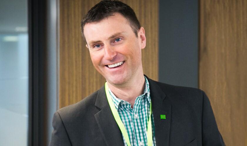 Tim Clark, CIO, business segment technology, TD Bank