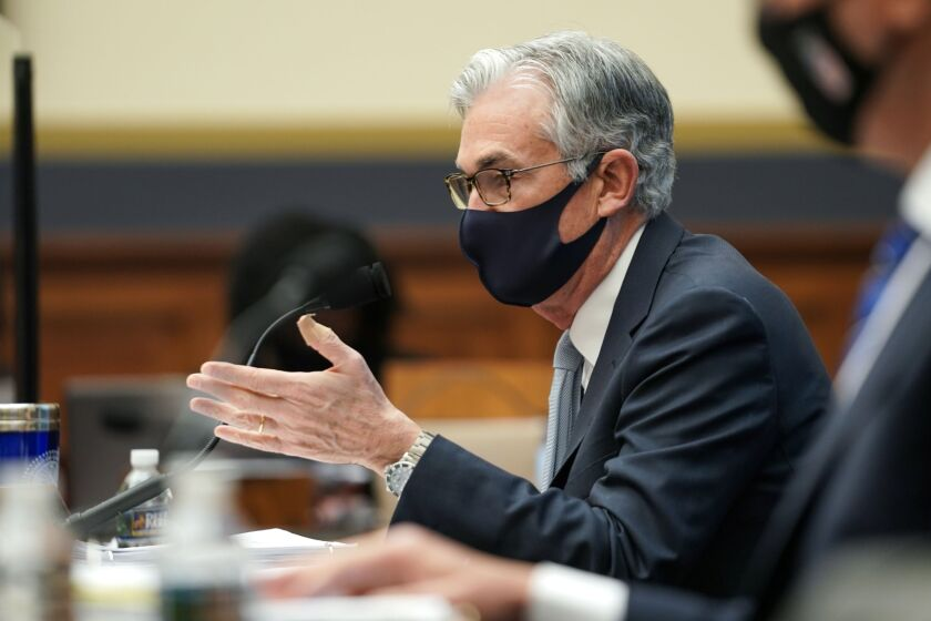 """""""As stablecoins' use increases, so must our attention to the appropriate regulatory and oversight framework,"""" said Federal Reserve Chair Jerome Powell."""