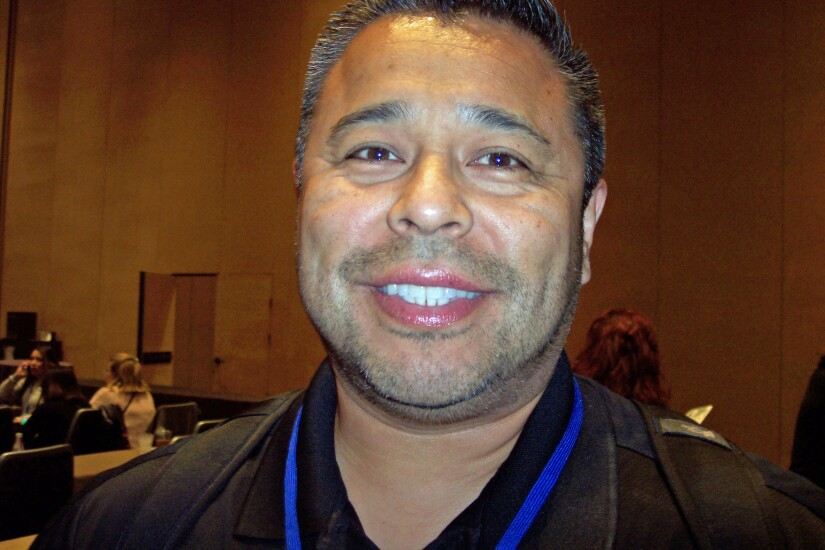 Andres Serrano Frontwave CU