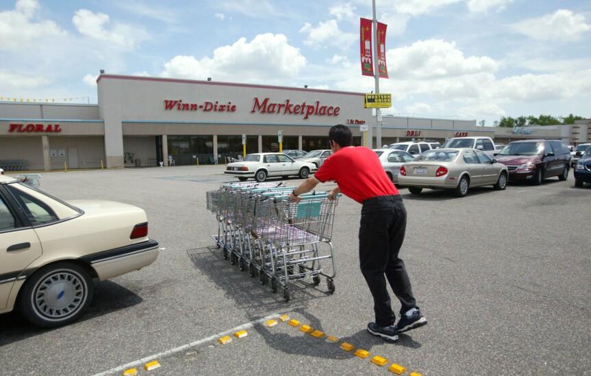 Winn-Dixie grocery store