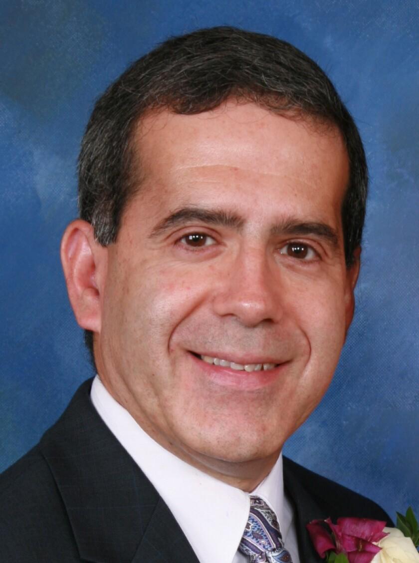Albert Pinho, interim CEO of Naveo Credit Union