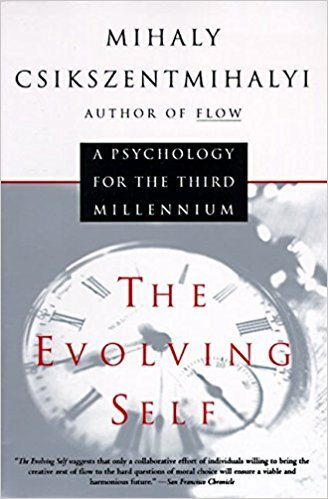 Book cover - Evolving Self