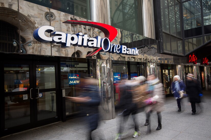 Capital One branch