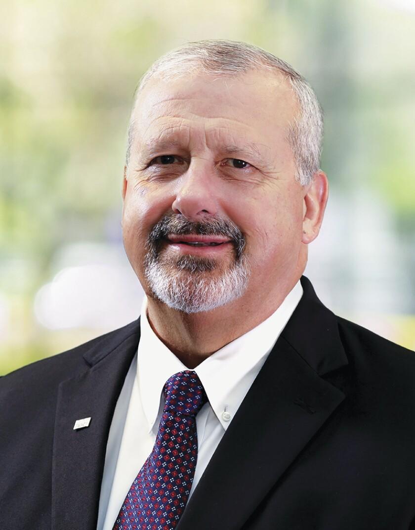 Chuck Head, CEO of Center Parc Credit Union and its parent institution, Atlanta Postal CU