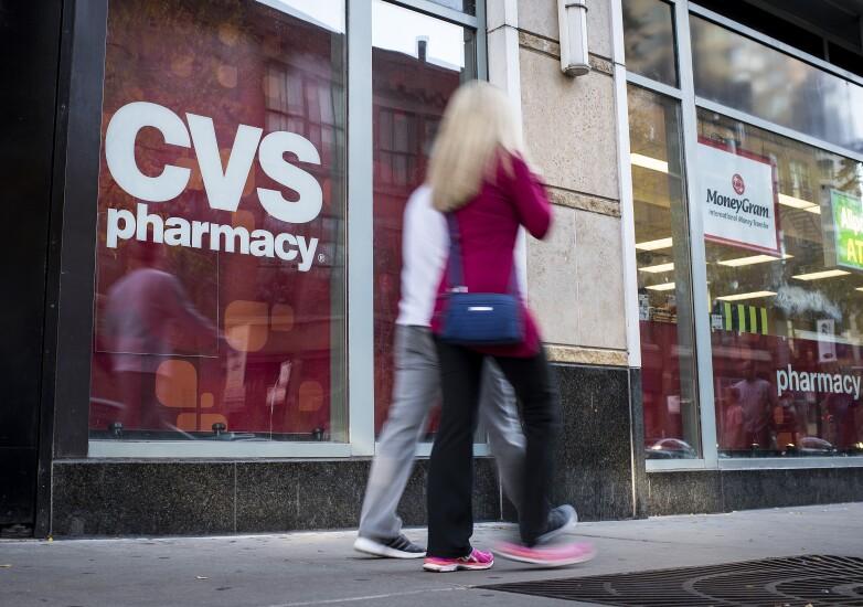 CVS storefront