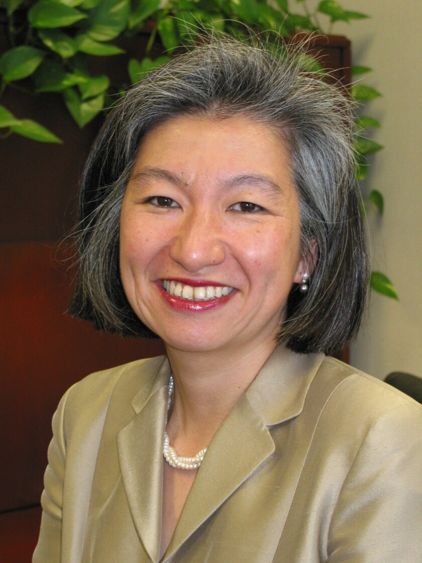 Lucy Ito, president and CEO of the National Association of State Credit Union Supervisors
