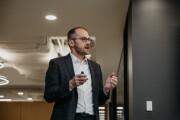 Wipfli managing partner Kurt Gresens