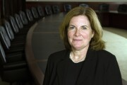 Esther George, president and chief executive officer of the Kansas City Federal Reserve Bank.