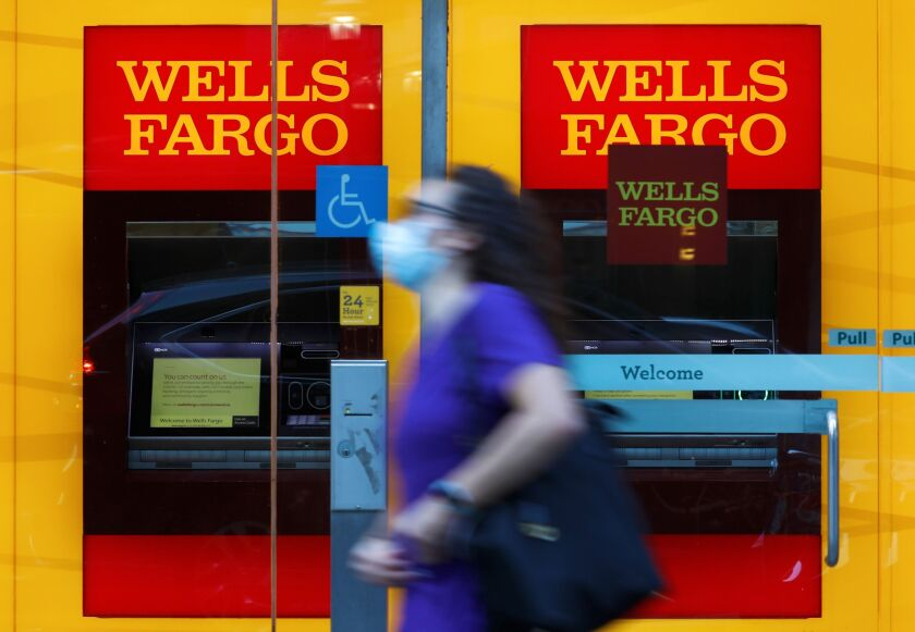 Wells Fargo & Co. Bank Locations Ahead Of Earnings Figures July 2020