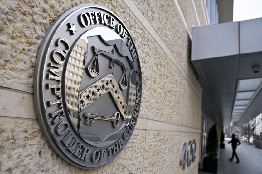 The OCC's letter argues that custody of a cryptocurrency asset is a necessary regulatory innovation for the banking sector in light of recent technology developments.