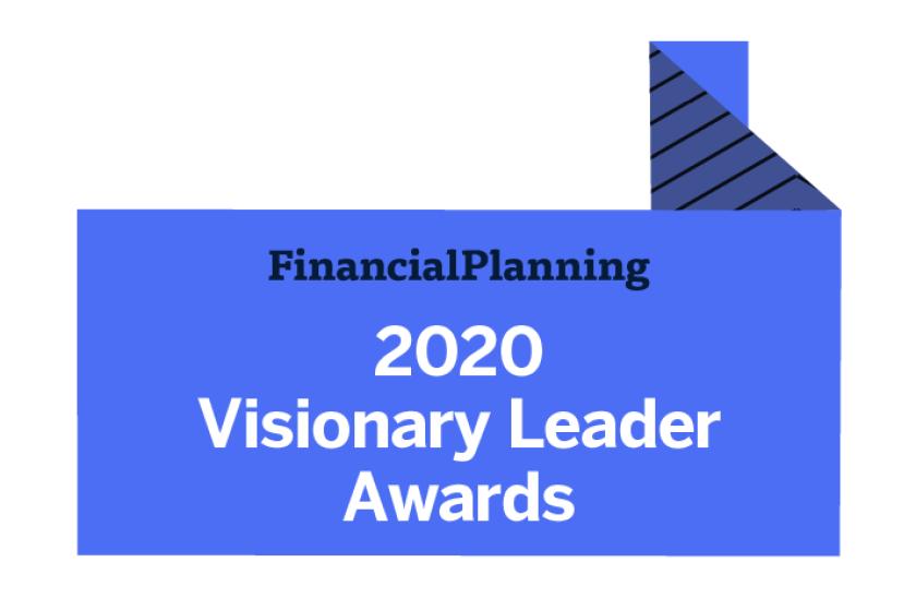 Financial Planning's Visionary Leader Awards