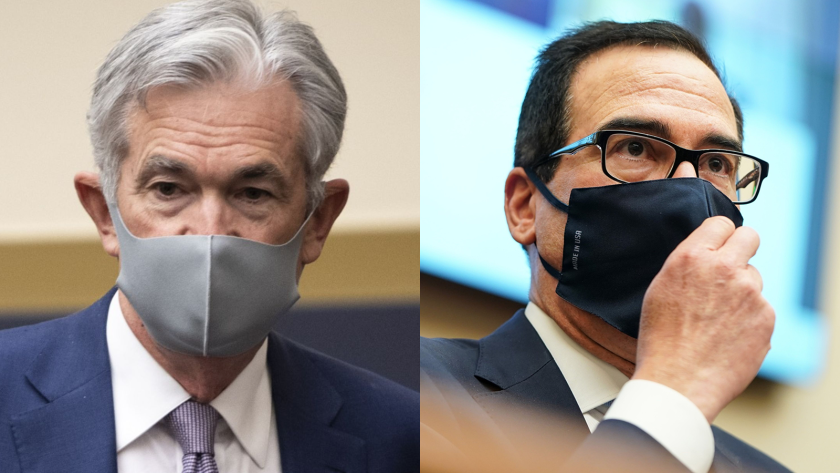 "Fed Chairman Jerome Powell said the central bank had previously concluded that asset-based borrowers were able to secure financing elsewhere. Treasury Secretary Steven Mnuchin said ""small hotels do not fit into [the Main Street Lending Program] because they already have other indebtedness."""