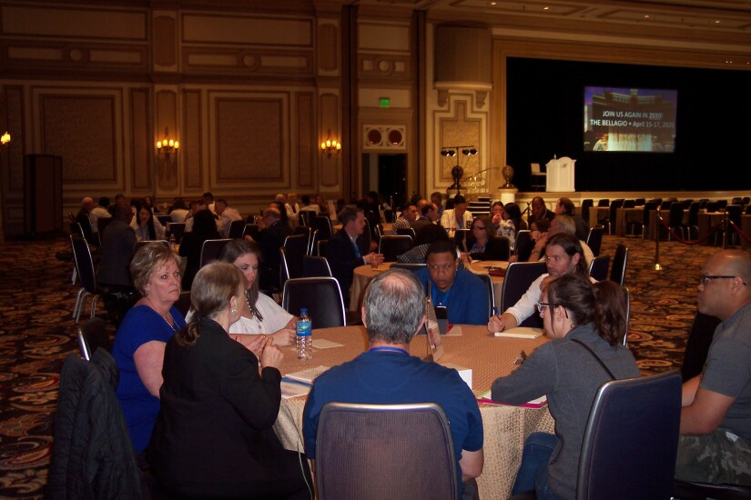 NCUCA roundtables 1 of 3