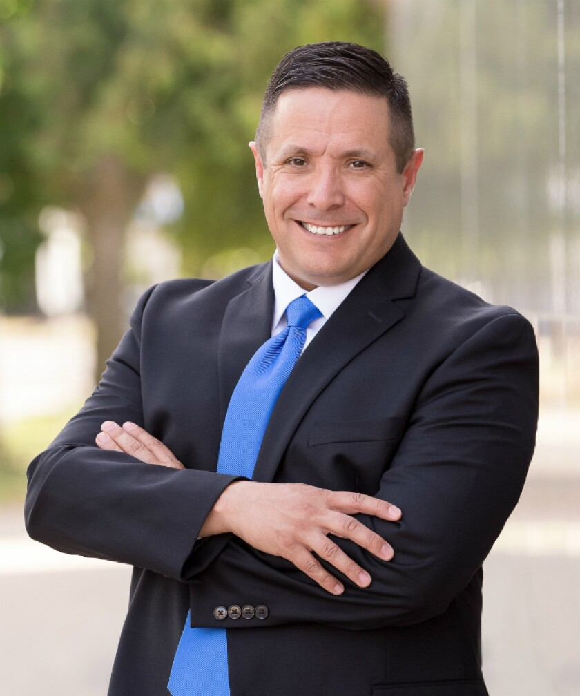Anthony Hernandez, president and CEO of the Defense Credit Union Council