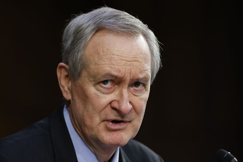 """It is important that banks and credit unions are not inadvertently disincentivized from continuing to play a key role in the economic recovery or participate in future efforts,"" Senate Banking Committee Chairman Mike Crapo said Tuesday."