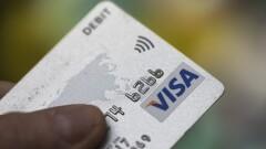 visa contactless debit card