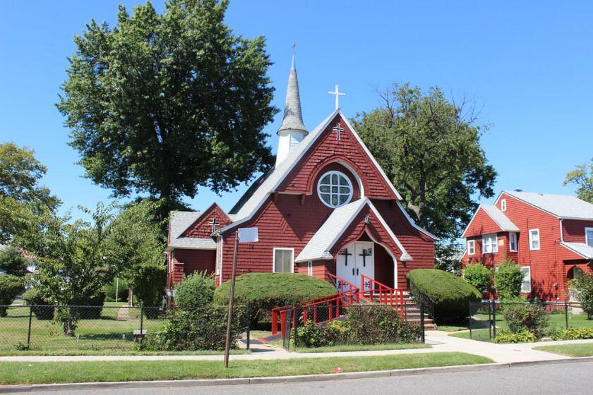 St. Joseph Episcopal Church in Queens Village, N.Y.