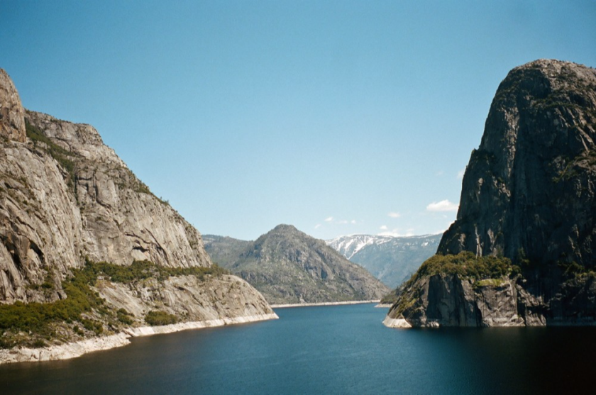The Hetch Hetchy Reservoir provides drinking water to San Francisco.