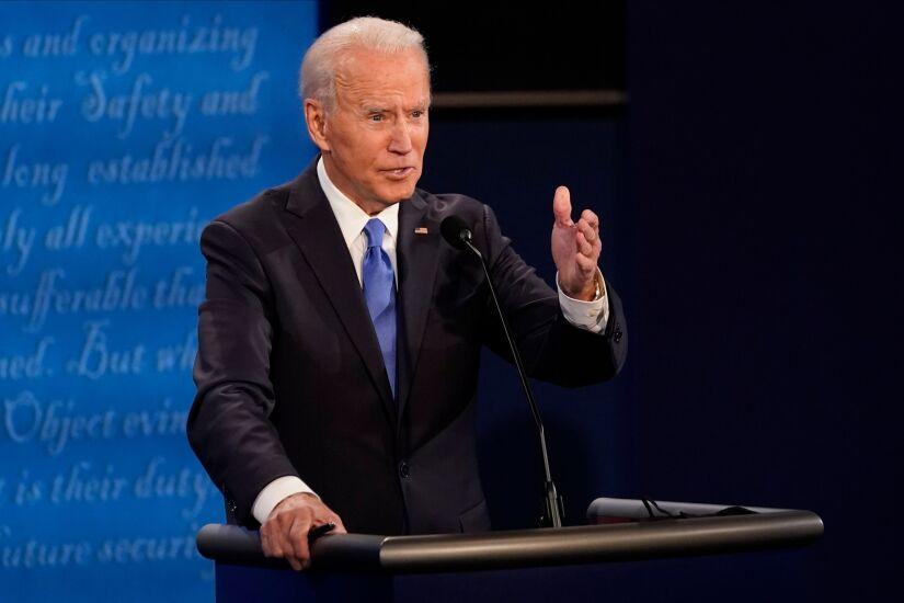 Joe biden 2020 debate
