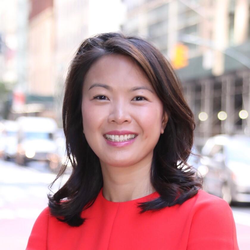 Christine Moy, global head, Liink
