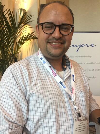Jaime G. Cuevas, Cooperativa de Seguros Múltiples de Puerto Rico