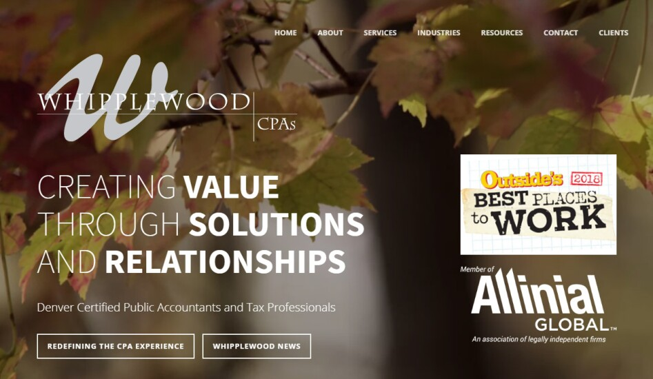 S-47-Whipplewood WEB SITE 2019 Best Firms to Work For
