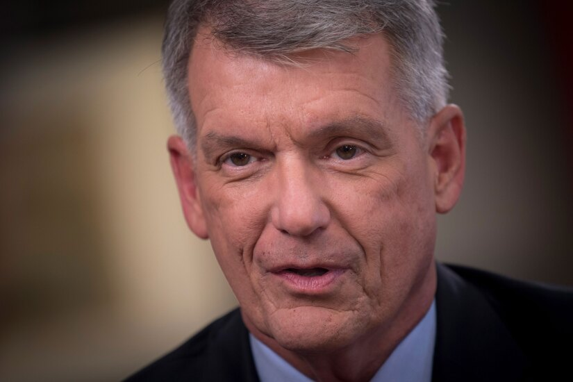 Tim Sloan, president and chief executive officer of Wells Fargo.