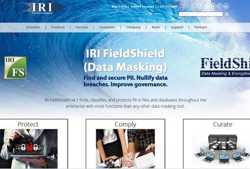 IRI – FieldShield, RowGen and Cellshield