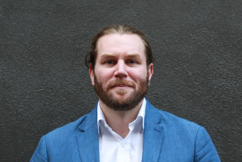 Stuart Sopp, CEO, Current