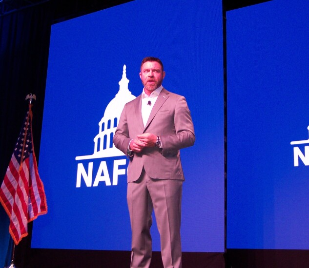 Kevin Brown, Kevin Brown Enterprises - NAFCU 2018 conference - CUJ 062518.JPG