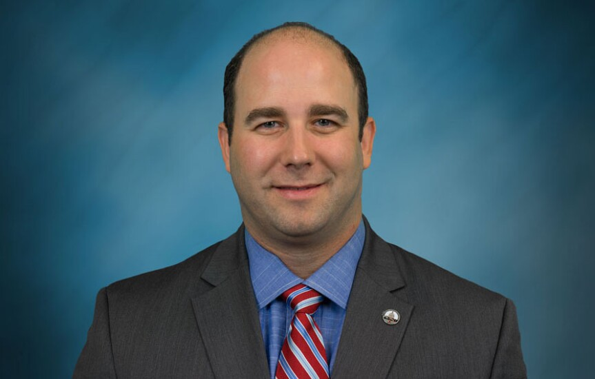 Jared Ross, SVP of association services and governmental affairs at the League of Southeastern Credit Unions and Affiliates