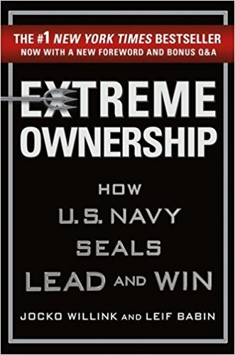 Summer 2018 - Book List - Extreme Ownership