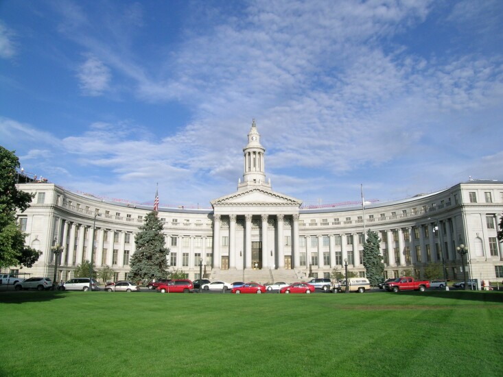 Denver City County Building